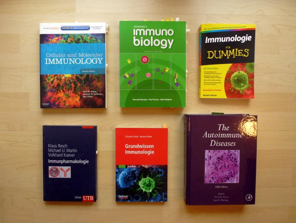 P1230953-Immunologie-Lehrbücher