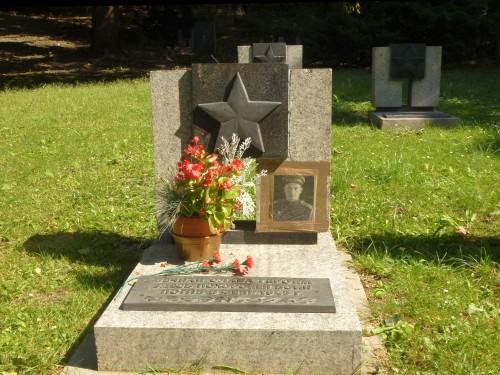 Sowjet-Soldatenfriedhof