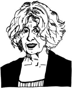 Polly Matzinger (*1947)