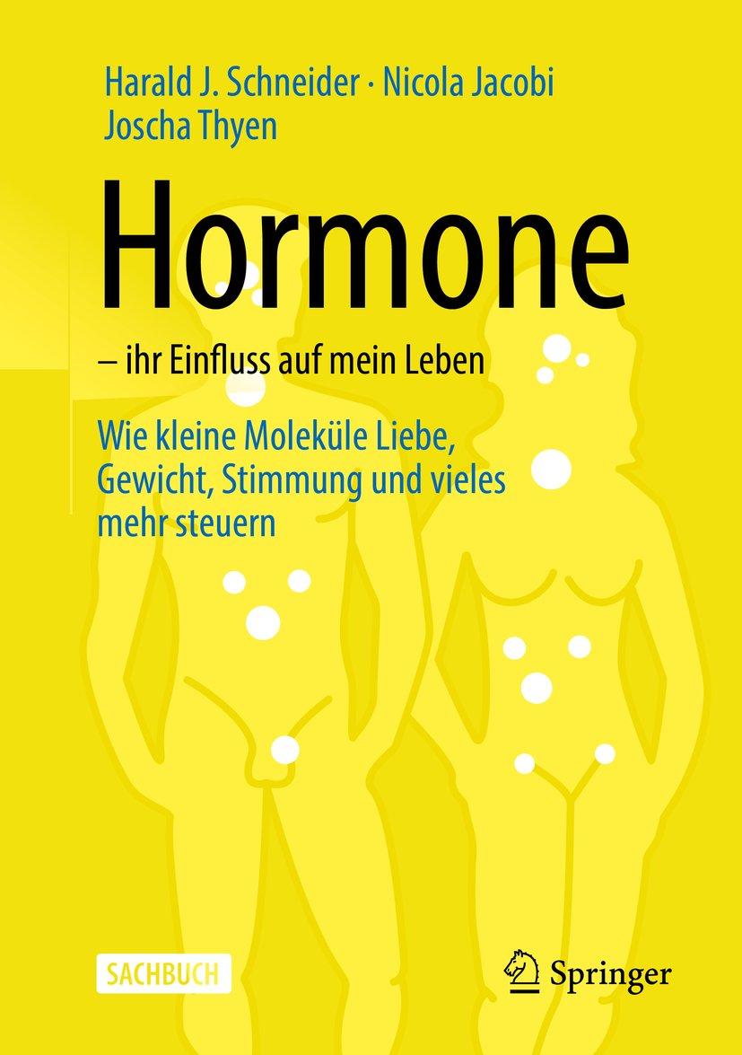 Buchcover SchneiderJacobi/Thyen: Hormone
